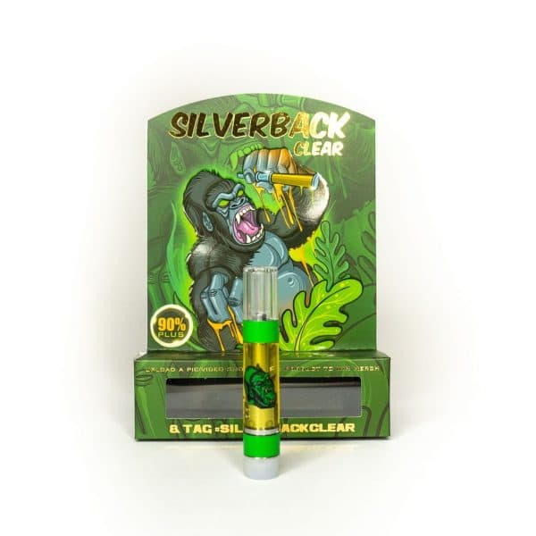 Dr. Zodiak's Moonrock Clear Cartridge – Silverback